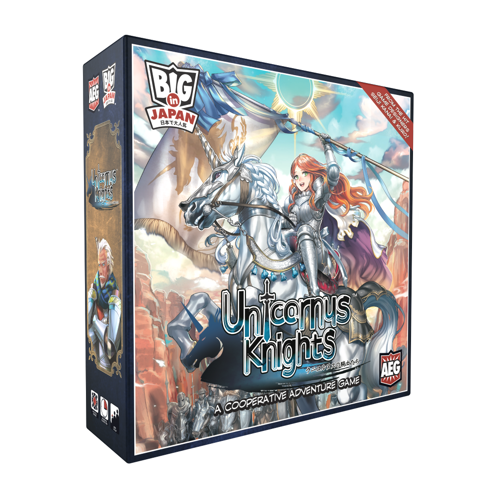 Unicornus Knights | Board Games | Black Star Games | UK